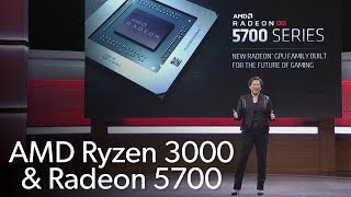 Download AMD's E3 2019 hardware announcement highlights Video