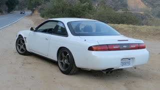 Download SR20-Swapped Nissan 240SX - One Take Video