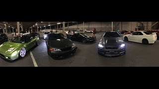 Download MIDNIGHT TOUGE WITH R34 GTRs and NSXs. Video