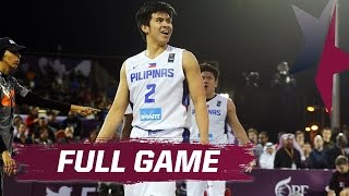 Download Qatar vs. Philippines - Exhibition Full Game - 2015 FIBA 3x3 All Stars Video