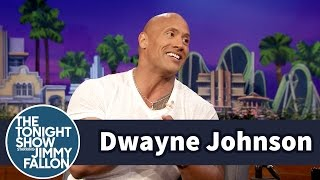 Download Dwayne Johnson Loves Kicking Jason Statham's Ass Video