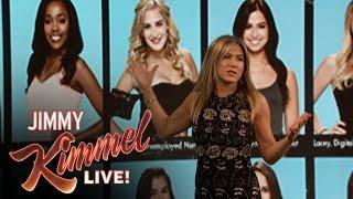 Download Jennifer Aniston's Bachelor 2017 Picks Video