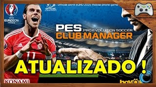 Download PES Club Manager ATUALIZADO gráficos de PS3 ! Video