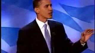 Download 2004 Barack Obama Keynote Speech Video