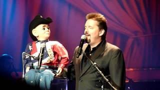 Download Terry Fator's Garth Brooks Impression - Las Vegas 2010 Video