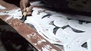 Download Ukiran karet cepet banget ngukirnya Video