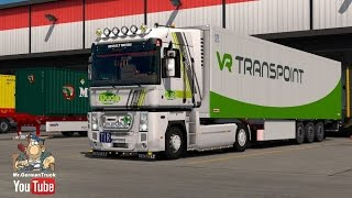 Download [ETS2 v1.26] Renault Magnum v16.05 & BDF Version + ALL DLC´s ready Video