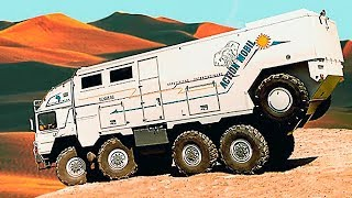 Download YOU WON'T BELIEVE WHAT THIS VEHICLE CAN DO. THE COOLEST MEANS OF TRANSPORT Video