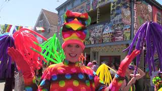 Download PTown's Faux Parade Video