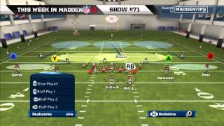 Download Madden 13 Tips - How To Read Defensive Coverages Video