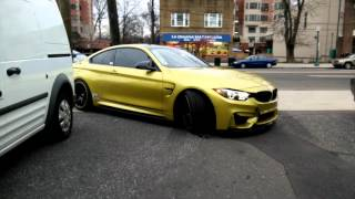 Download BMW M4 with IPE Exhaust DRIFT!! Video