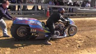 Download Top Fuel Motorcycle Dirt Drags Continues Video