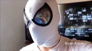 Download spiderman Future Foundation cosplay mask ✔ Video
