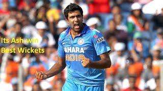 Download Its Ash-Win | Ravichandran Ashwin best wickets | Indian Off Spinner Video