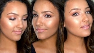 Download How To: Dewy, Glowing Skin (Foundation Routine) Video