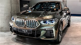 Download 2020 BMW X6 M-Sport (M50i) - Excellent SUV! Video