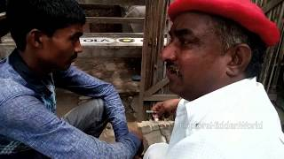Download Odd jobs : Traditional ear cleaner in India Video