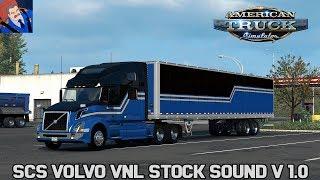 Download ✅ [ATS 1.32] SCS Volvo VNL Stock Sound v1.0 Video