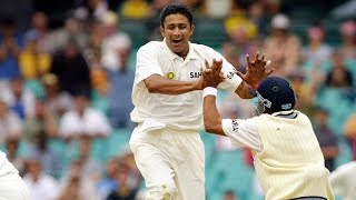 Download From the Vault: Kumble makes the SCG his own Video