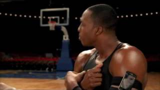 Download T-Mobile MyTouch 3G commercial outtakes with Dwight Howard, Charles Barkley and Dwyane Wade Video