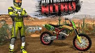 Download Motocross Nitro GamePlay (Best Motorbike Game on Browser) Video