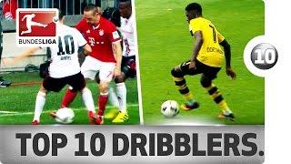 Download Dembélé, Ribéry, Draxler - The best dribblers so far Video