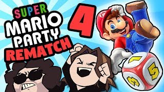 Download Super Mario Party - The REMATCH: Stars All Around - PART 4 - Game Grumps VS Video