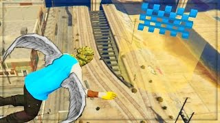 Download GTA 5 Online FLY TO THE FINISH! (iCrazyTeddy FACECAM) GTA 5 FUNNY MOMENTS! Video