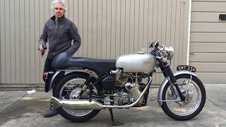 Download Velocette Thruxton VMT334 : Why They are Hard to Steal Video