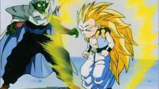 Download DBZ - Gotenks turns Super Saiyan 3 for the First Time (HD) Video