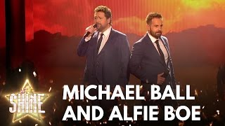 Download Michael Ball & Alfie Boe perform a medley of songs from Les Miserables - Let It Shine 2017 Video