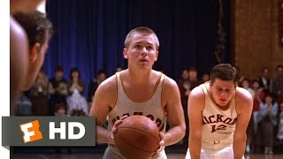 Download Hoosiers (9/12) Movie CLIP - Ollie Sinks His Free Throws (1986) HD Video