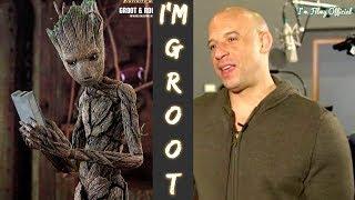 Download Making of Groot - Behind the Scenes and VFX - Vin Diesel I'm Groot - 2018 Video