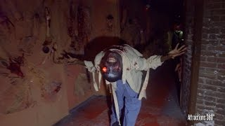 Download B340 Maze: A Descent to Insanity - Queen Mary's Dark Harbor 2016 Video