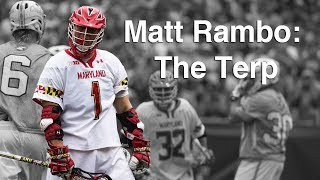 Download Matt Rambo: The Terp (College Lacrosse Documentary) Video