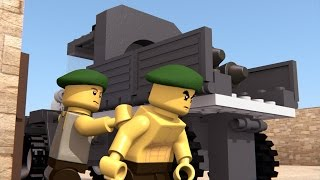 Download LEGO PRISONERS OF WAR Video