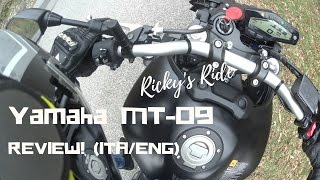 Download Yamaha MT-09 2017 Review / Prova - A Great Choice! (ITA/ENG) Video