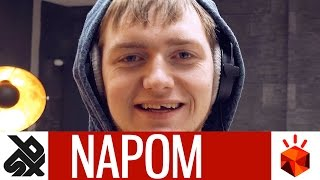 Download NaPoM | Broken Tooth Beatbox Session Video