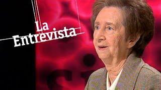 Download MARGARITA SALAS   La entrevista (2009) Video