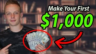 Download HOW TO MAKE YOUR FIRST $1,000 AS A YOUNG ENTREPRENEUR Video