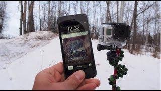 Download GoPro Hero 3 Wifi Range Test With Smartphone App Video
