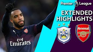 Download Huddersfield v. Arsenal | PREMIER LEAGUE EXTENDED HIGHLIGHTS | 2/9/19 | NBC Sports Video