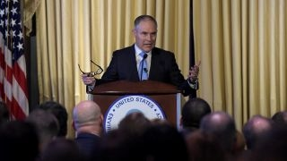 Download EPA's Pruitt to take on two key Obama Administration regulations Video