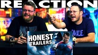 Download Honest Trailers Batman v Superman: Dawn of Justice REACTION!! Video