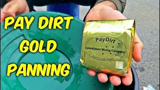 Download Pay Dirt - Gold Panning Video