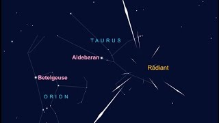 Download Live Sky Watch November 8th 2015 Taurids Meteor Shower Coverage Video