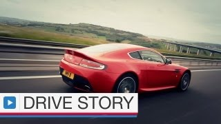 Download Aston Martin V8 Vantage road trip to Le Mans 24hrs 2012 | Jon Quirk Video