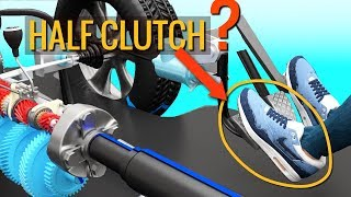 Download Why you should not PARTIALLY press the Clutch ? Video