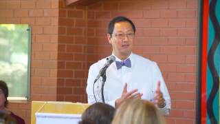Download Professor Santa Ono speaks at Hot Lunch – a staff networking event Video