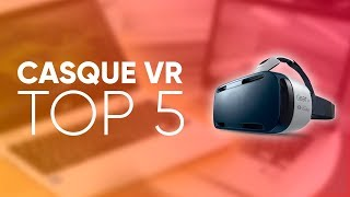Download TOP5 : MEILLEUR CASQUE VR (2018) Video